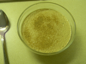 Activating Yeast