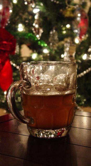 Hot Buttered Rum Food Construed