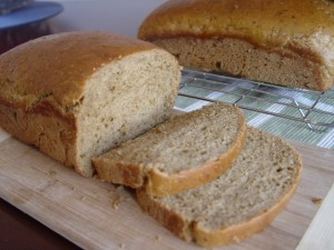 picture of oatmeal bread