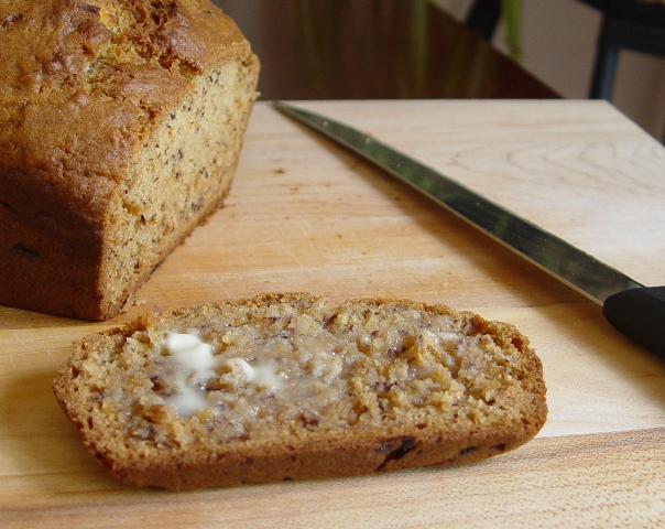 Picture of Warm Banana Bread
