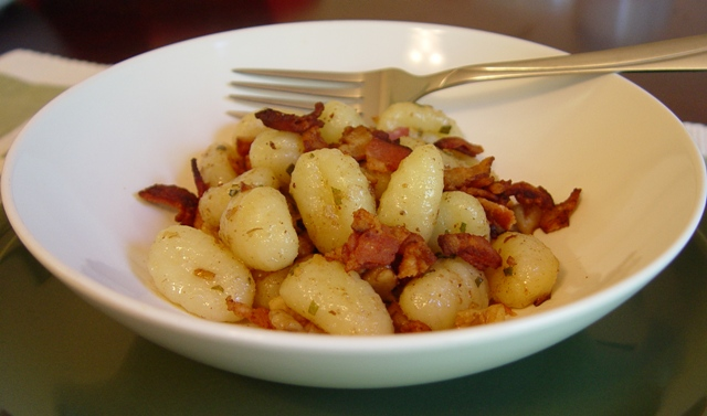 picture of gnocchi