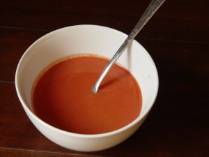 Picture of Carrot and Beet Soup