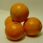 Picture of clementines