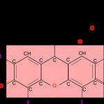 picture of erythrosine