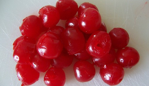 picture of maraschino cherries