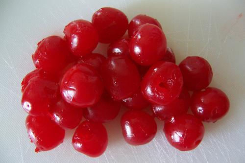 picture of maraschino cherries