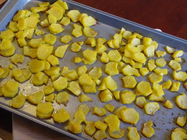 Picture of roasted squash