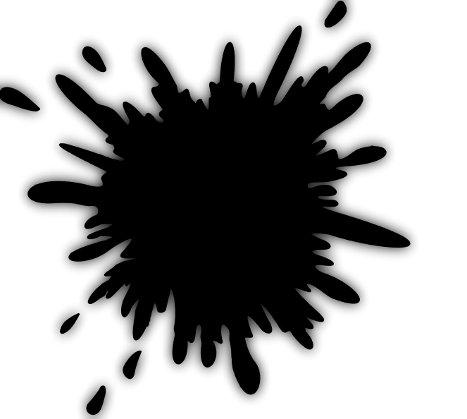 Picture of a black splash