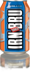 Picture of British Food Irn-Bru Can