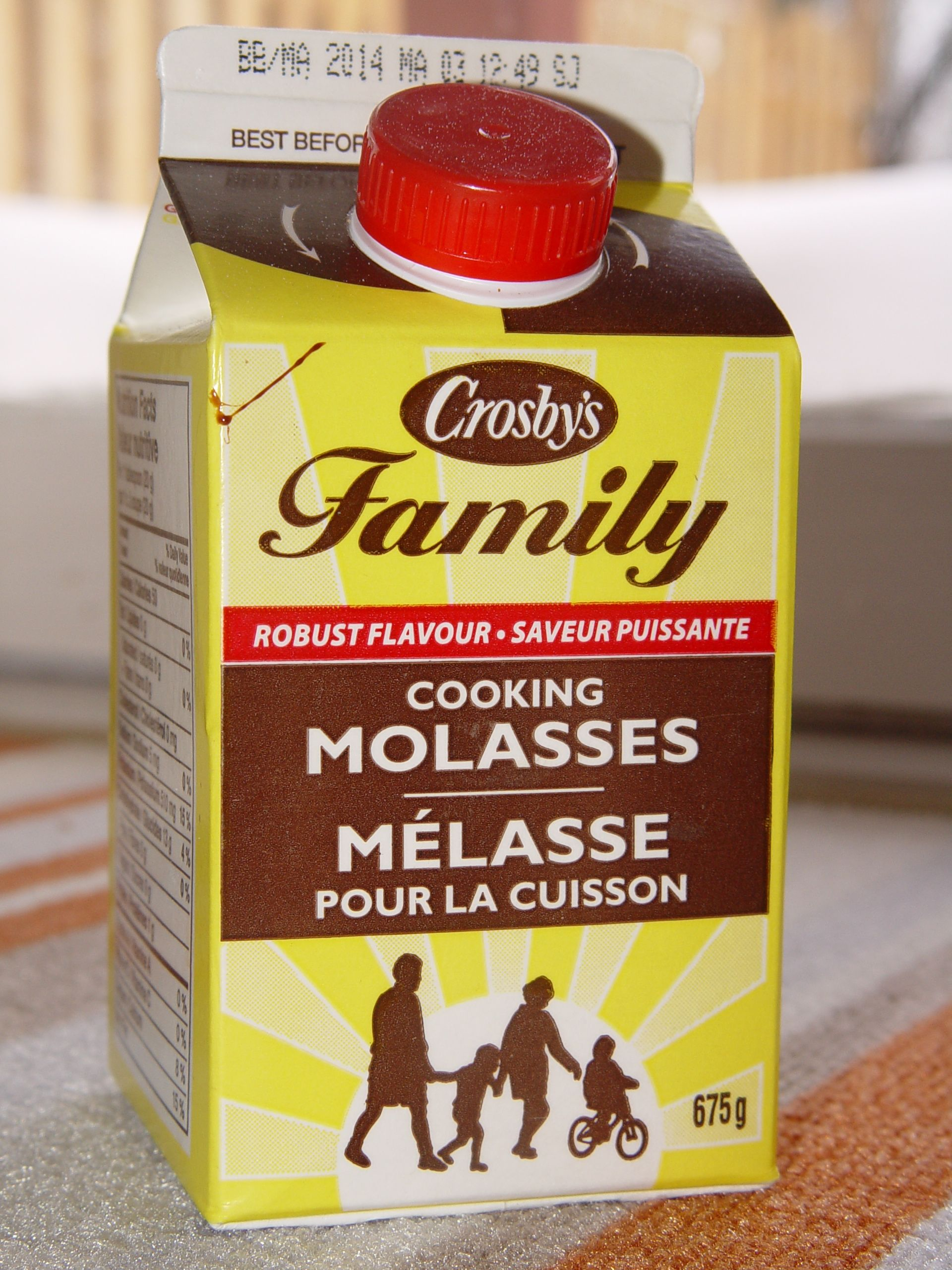 What is Molasses?