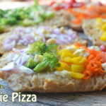 10 Minute Veggie Pizza | Recipes