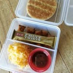 Back to School Lunch Idea: Mini Pizza - The Grant Life