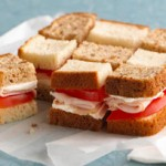 Checkerboard Turkey Sandwich Recipe - Kraft Recipes