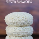 Crustless Freezer Sandwiches by Number 2 Pencil | Skip To My Lou