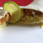 BBQ Chicken Wraps — A Few Short Cuts