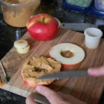 How to Make an Apple Sandwich - 100 Days of Real Food