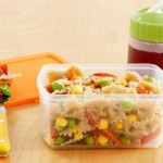 Rainbows and Butterflies Pasta Salad Recipe : Ellie Krieger : Food Network