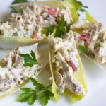 Paleo Chicken Salad Boats | Food Renegade