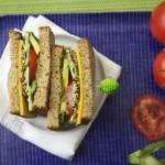 Vegetarian Sandwich | Weelicious.com