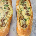 dinner or dessert: egg boats
