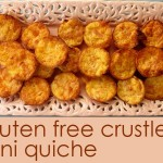 Gluten Free Crustless Mini Quiche Recipe | Childhood101