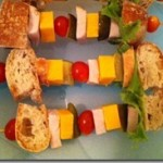 LunchBox Ideas: Lunch on a Stick — A Few Short Cuts
