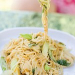 Cold Peanut Noodles Recipe | Food | Disney Family.com