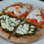 Recipe: Homemade Whole-Wheat Pizza - 100 Days of Real Food