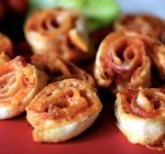 Lunch Box Pizza Pinwheels Recipe - Lunch box