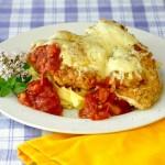 Quick and Easy Leftover Turkey Parmesan - Rock Recipes - Rock Recipes