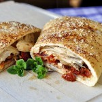 Turkey Club Stromboli - Rock Recipes - Rock Recipes