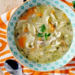 Homemade Turkey Soup - lark&linenlark&linen