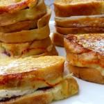 Leftover Turkey-Cranberry Monte Cristo Sandwiches | Noble Pig