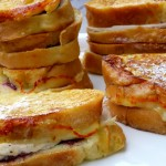 Leftover Turkey-Cranberry Monte Cristo Sandwiches | Noble Pig