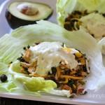 Turkey Santa Fe Lettuce Wraps<br /><br /><br /><br />         |<br /><br /><br /><br />         Skinnytaste
