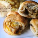 Leftover Turkey 'n' Stuffing Crescents {Recipe Box} - MamaBuzz®