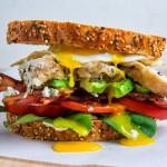 Closet Cooking: Roast Turkey Cobb Sandwich