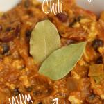 Pumpkin Turkey Chili Recipe - Budget Fairy Tale