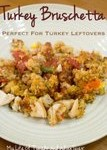 My Life of Travels and Adventures: Let's talk about Leftover Turkey Recipes...
