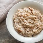 Turkey Mushroom Risotto Recipe | SimplyRecipes.com