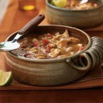 White Bean and Turkey Chili Recipe | MyRecipes.com
