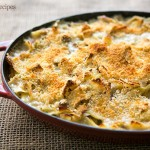 Turkey Noodle Casserole Recipe | SimplyRecipes.com