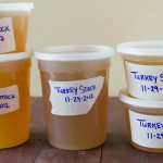 How To Make Turkey Stock | Brown Eyed Baker