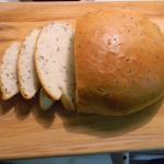 Sliced Flax Seed Bread