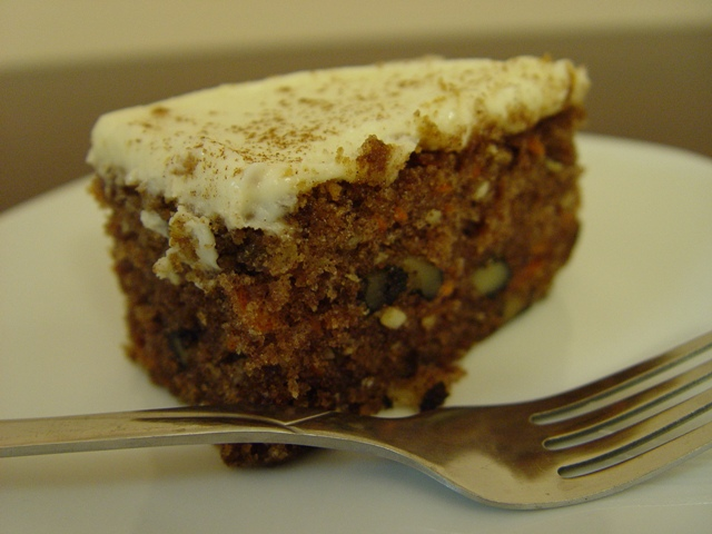 picture of Carrot Cake with Cream Cheese Frosting