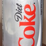 picture of a can of diet coke